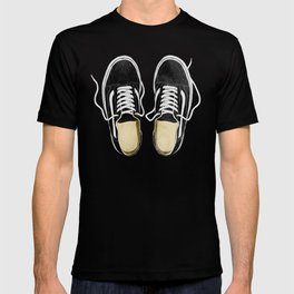 boy's sneakers stayhome T-shirt