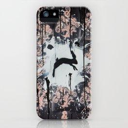 Field Jumper iPhone Case