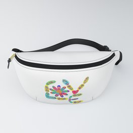 Love is the Real Deal Fanny Pack