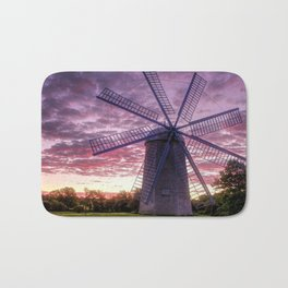Rhode Island Sunset Bath Mat
