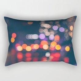 BRIGHT LIGHTS BIG CITY Rectangular Pillow