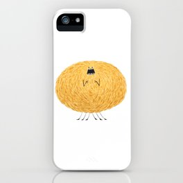 Poofy Snafiss iPhone Case