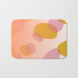 gold design dots elements chic Bath Mat