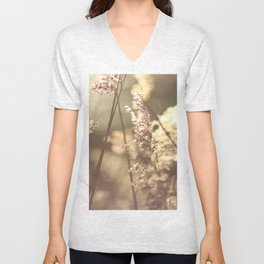 Moving in the Wind Unisex V-Neck