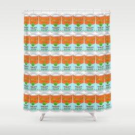 Warhol Shower Curtain