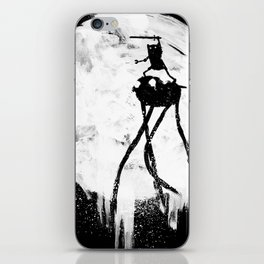 Midnight Adventure iPhone Skin