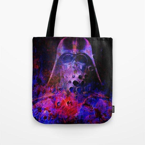 Darth Abstract Vader Tote Bag