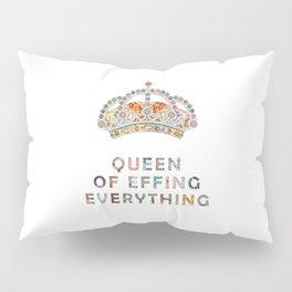 her daily motivation Pillow Sham