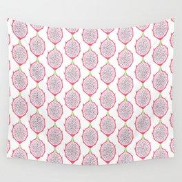 Dragon Fruit Pattern Wall Tapestry