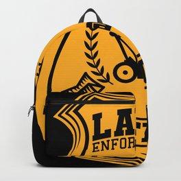 Lawn Enforcement Officer Gardener Gift Backpack