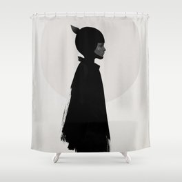 The Dream Of Love Shower Curtain