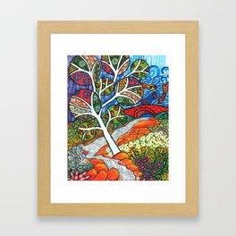 Ruscello Framed Art Print