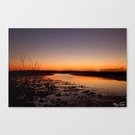 New dawn.... Canvas Print