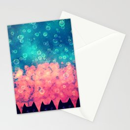 cats-446 Stationery Cards