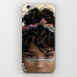 Kehlani 4 iPhone Skin
