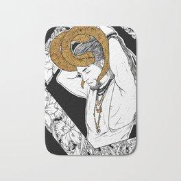 [Caelum Florescens] Aries Bath Mat