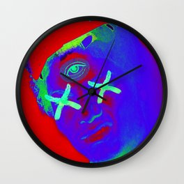 HIIIGHLIGHT THE THOUGHTS Wall Clock