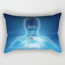 Crystal begining Rectangular Pillow