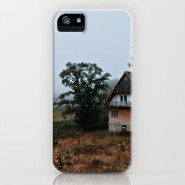 Jesień w Michałowicach iPhone Case