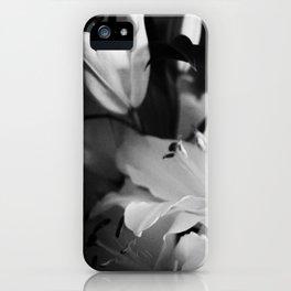 Wavy beauty iPhone Case