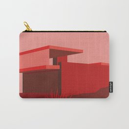 Kaufmann Desert House Red Edition Carry-All Pouch