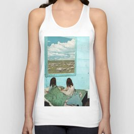 COUNT SHEEP Unisex Tank Top