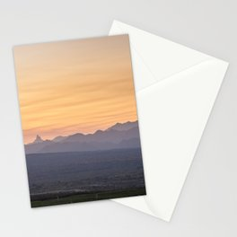Superstition Sunrise Stationery Cards