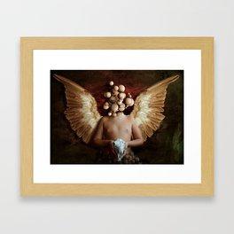Invoke Framed Art Print