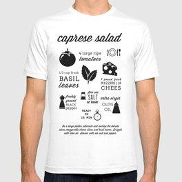 Caprese Salad T-shirt
