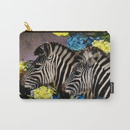 ZEBRA #7 Carry-All Pouch