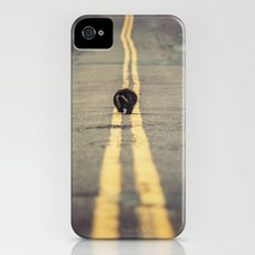 Walk the Line iPhone (4, 4s) Slim Case