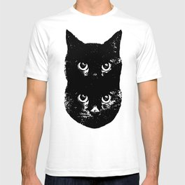 Black Cat Rising T-shirt