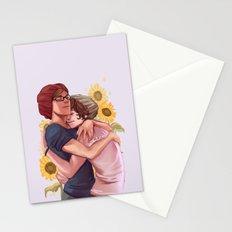 baby boyfriends Stationery Cards