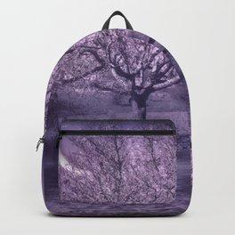 Tree at Imbolc Night Backpack