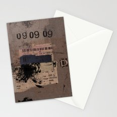 outlaws #4 Stationery Cards