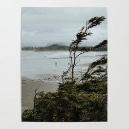 Cox Bay, Tofino, British Columbia Poster