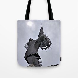 Keeper of the Plains Tote Bag