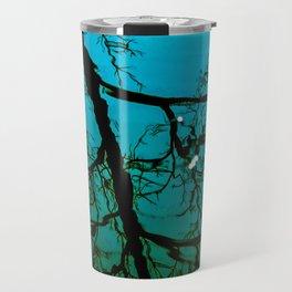 Atchafalaya Basin reflection Travel Mug