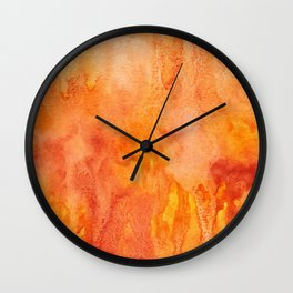 Abstract No. 250 Wall Clock