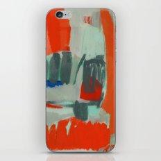 Sailing Music iPhone & iPod Skin