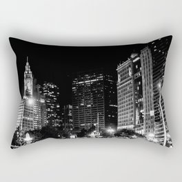 The Loop - Chicago, Illinois Rectangular Pillow