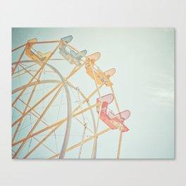 Ferris Wheel Dreams Canvas Print