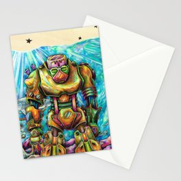 The Atlantean Relic Stationery Cards
