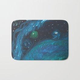 A Rip in Space Bath Mat
