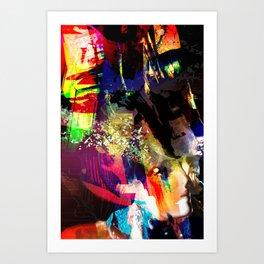 The Auction of Desire Art Print
