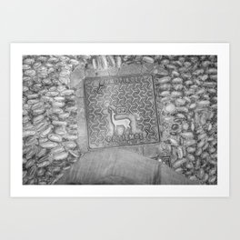 Rodos  Art Print