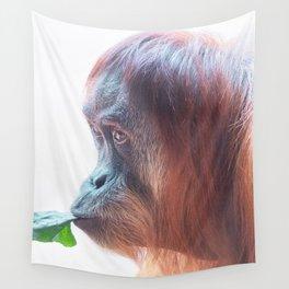Orangutan Wall Tapestry