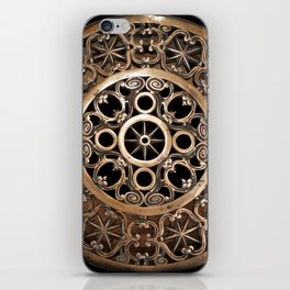 ancient metal object iPhone Skin