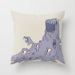 Tekeli-li Throw Pillow