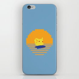 The Electrified Summer: In Search of the Perfect Thunder Wave iPhone Skin
